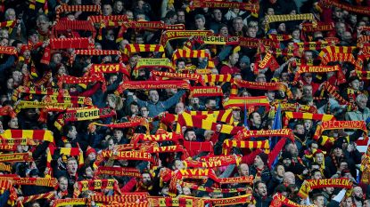 KV Mechelen haalt 5 miljoen euro op via fans