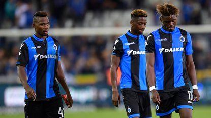De punten: slechts drie spelers van Club overstijgen de middelmaat