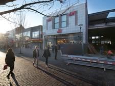 H&M Veenendaal verhuist tijdelijk naar andere stek
