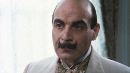 Poirot-acteur stak munt tussen zijn billen om typische loopje te verkrijgen