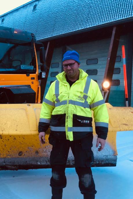 Zutphense strooiwagens met liefde 's nachts de weg op: 'Het is belangrijk werk''