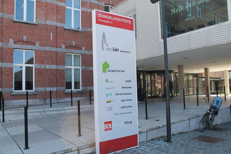 De stad Lier ontving vorig jaar 281 formele klachten.
