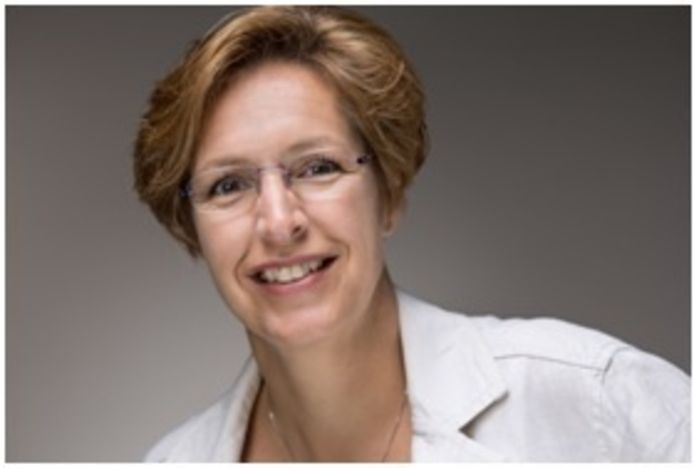 Petra Doornenbal, burgemeester van Renswoude.