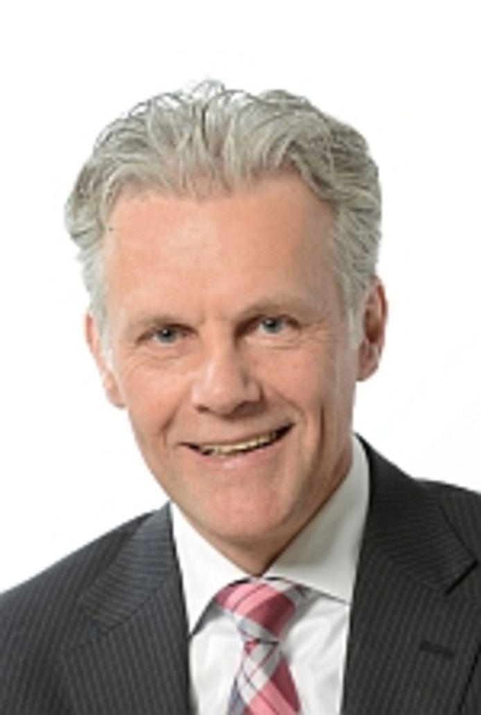 Wethouder Lucas Mulder: ,,te weinig geld uit Den Haag.''