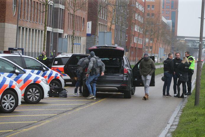 Loos alarm bij UWV in Den Bosch