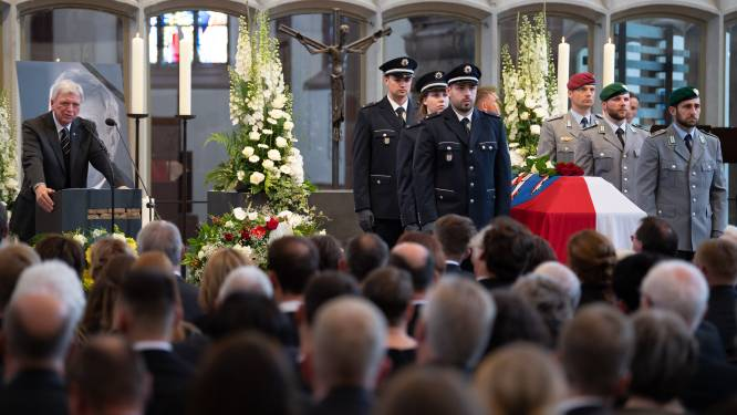 Verdachte van moord op Duitse CDU-politicus Lübcke had vermoedelijk extreemrechtse motieven