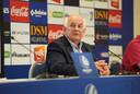 Voorzitter Ivan De Witte.