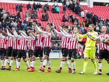 Sublieme cijfers en ook slappe hap bij PSV