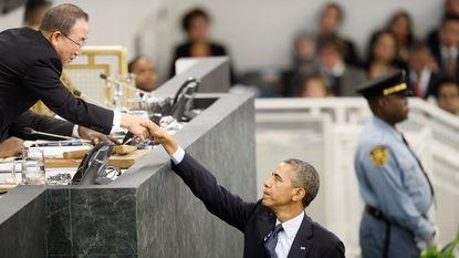 NSA hield ook Ban Ki-moon in de gaten