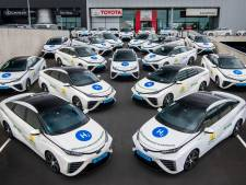 35 waterstoftaxi's in Den Haag kondigen 'nieuw tijdperk' aan