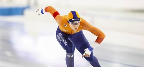 Leerdam en Kok blijven in race voor Europese sprinttitel ondanks zege Golikova op 500 meter