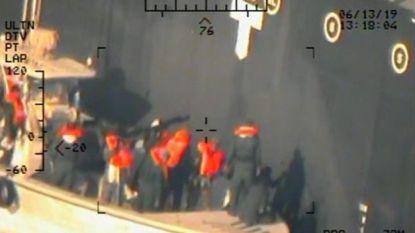 VS komen met nieuwe beelden aanval tanker