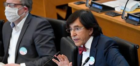 """""""La décision de Fedex doit s'accompagner d'une libération des espaces occupés"""", affirme Di Rupo"""