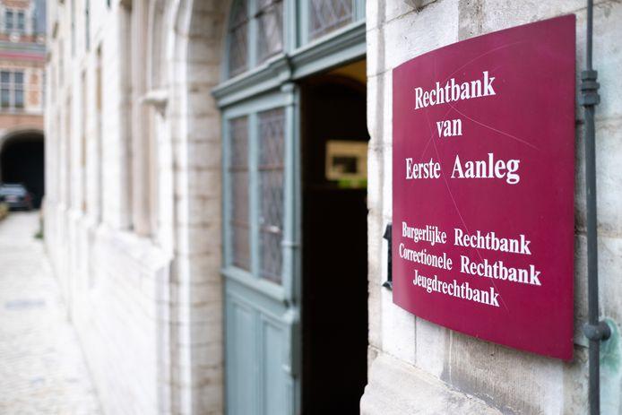 MECHELEN - De rechtbank van eerste aanleg in Mechelen.