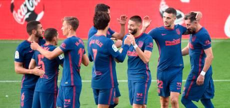 Yannick Carrasco et Luis Suarez offrent la victoire à l'Atletico
