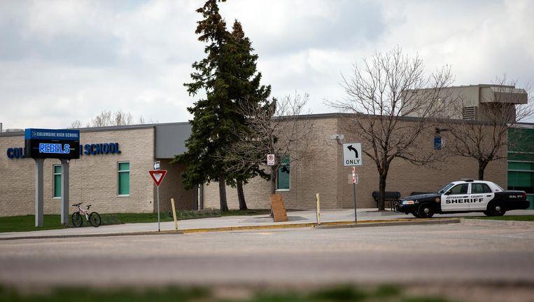 Columbine High School Beeld ANP