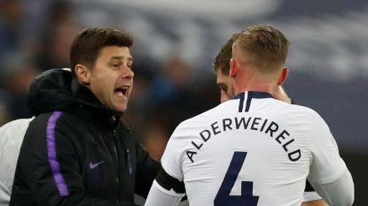"""Alderweireld verneemt ontslag coach na match met Rode Duivels: """"Veel te danken aan Pochettino"""""""