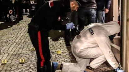 Italiaanse man die op kerstdag geëxecuteerd werd wou zelf geen politiebescherming meer tegen maffia