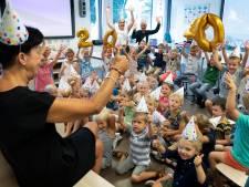De Hasselbraam in Haaren is begonnen aan feestelijk schooljaar