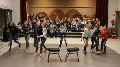 Jonge zangertjes welkom bij Kinder- en Jeugdkoor Parafonen