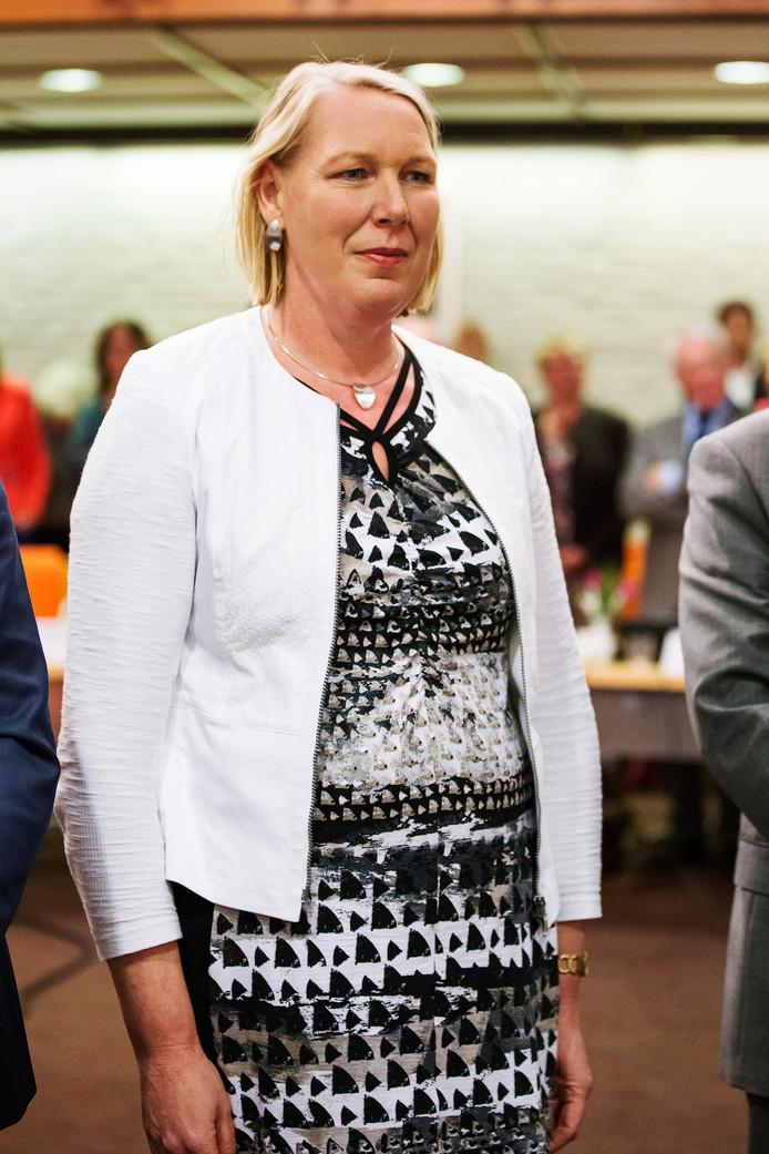 Wethouder Alberta Schuurs