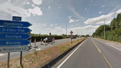 Verder geluidsarm asfalt op Expresweg (N382) niet voor meteen