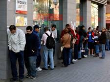 L'Espagne atteint un seuil historique de 27% de chômeurs
