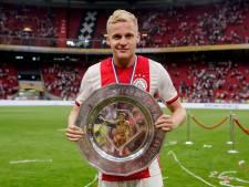 Ajax in spagaat over Van de Beek: 'Wij willen hem niet verliezen'