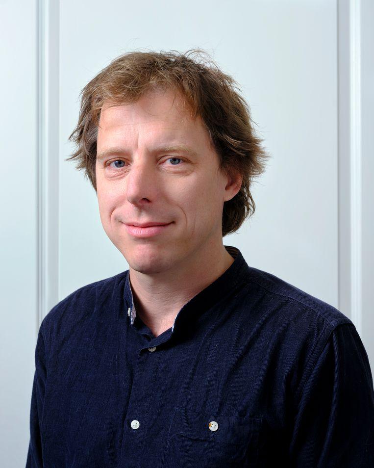 Matthijs Gerritsen (45), econometrist.  Beeld Erik Smits