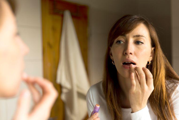 Het is belangrijk om je lippen goed te verzorgen.