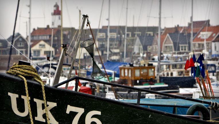 De vissershaven van Urk Beeld ANP