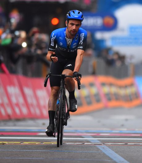 Victor Campenaerts rassuré, NTT Pro Cycling devient Qhubeka ASSOS