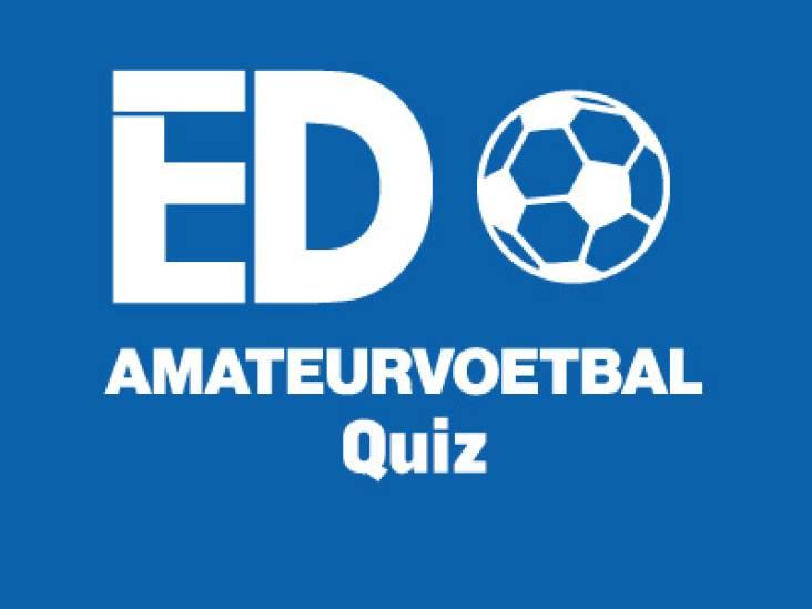 Quiz | Kun jij alle amateurvoetbalclubs van het Eindhovens Dagblad opnoemen?