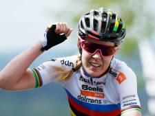 Anna van der Breggen denkt niet in revanchegevoelens bij start van La Course