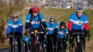 """""""Vrienden fietsten mee naar chemo, nu gaan we samen voor de 1.000 km"""""""