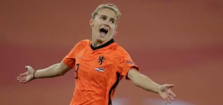 Leeuwinnen missen Miedema tegen Kosovo