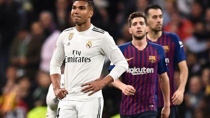 FT buitenland. Real ontslaat jeugdcoach na felle kritiek op Casemiro en Kroos - Geen Spaans voetbal meer op maandag