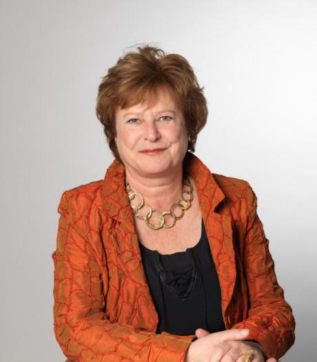 Waarnemend burgemeester Albertine van Vliet doet Wijk 'half jaar voor de lol'