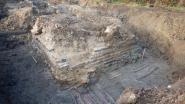Archeologische opgravingen op Ravelijn brengen resten van verdedigingstoren naar boven