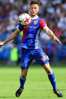 Van Wolfswinkel opnieuw trefzeker voor FC Basel