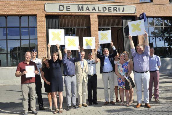 De gemeenten Brecht, Malle, Schilde en Zoersel en de politiezone Voorkempen kregen het SAVE-label.
