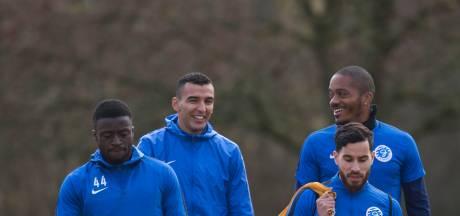 Bahoui begint op de bank bij De Graafschap tegen PEC Zwolle
