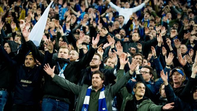 """Supporters KAA Gent nemen bestuur op de korrel via open brief: """"Beleid van KAA Gent lijkt mentaal nog steeds in het Ottenstadion te vertoeven"""""""