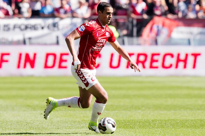 Sofyan Amrabat zet de lijnen uit bij FC Utrecht