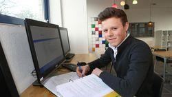 Yoran (17) jongste verkiezingskandidaat