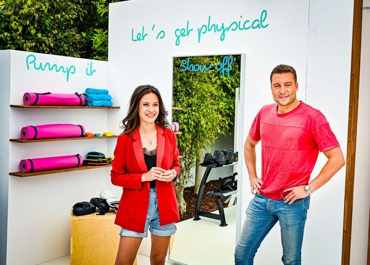 Holly Mae Brood en Viktor Verhulst