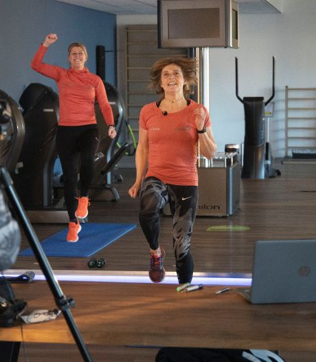 Sportschool Slim Bezig! laat leden bewegen via Omroep Veldhoven