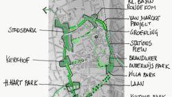 Van een bomengordel rond de stad tot het beschermen van historische tuinen: zo wil Meer Bomen in Roeselare de stad groener en gezonder maken