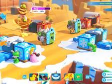 Mario's transfer naar Ubisofts Rabbids pakt super uit