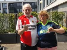 Het leven in de hospice: 'Harrie uit de rolstoel voor zijn cluppie'